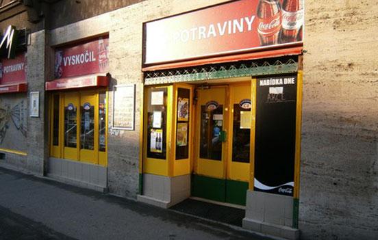 Potraviny Vyskočil